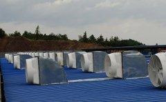 无锡玻璃钢负压风机安装解决方案